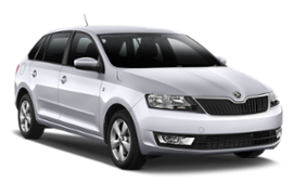 SKODA RAPID SPACEBACK 1.2