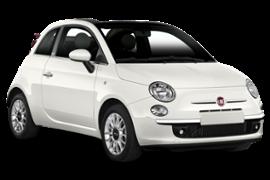 FIAT 500 CABRIO AUTO 1.3