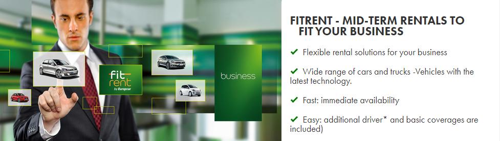 FitRent - Mid & Long term rentals