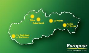 Locations In Slovakia